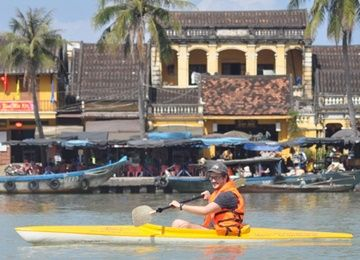 hoi an kayaking tour