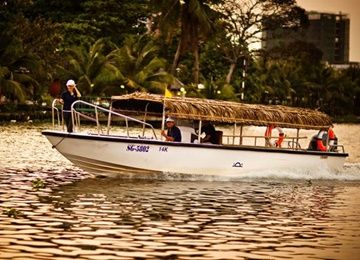 cu chi speed boat tour