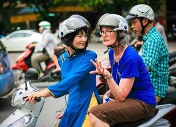 travel in hanoi