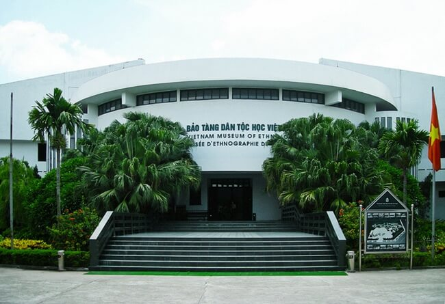 vietnam ethnology museum 1
