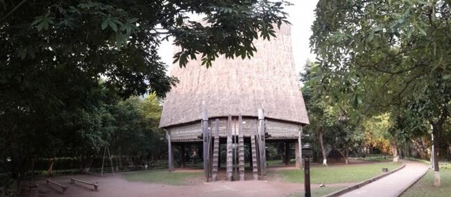 vietnam ethnology museum 11
