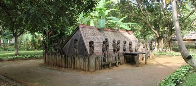 vietnam ethnology museum 10