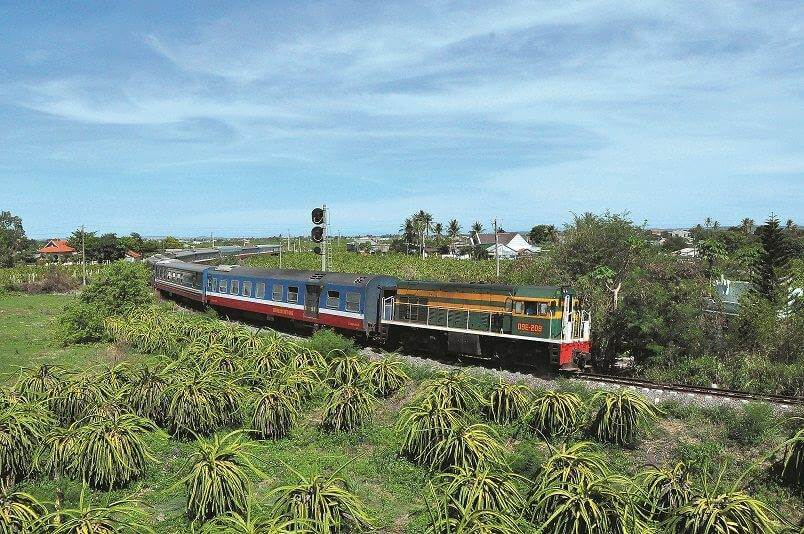 Five-star Train from Saigon to Phan Thiet 1