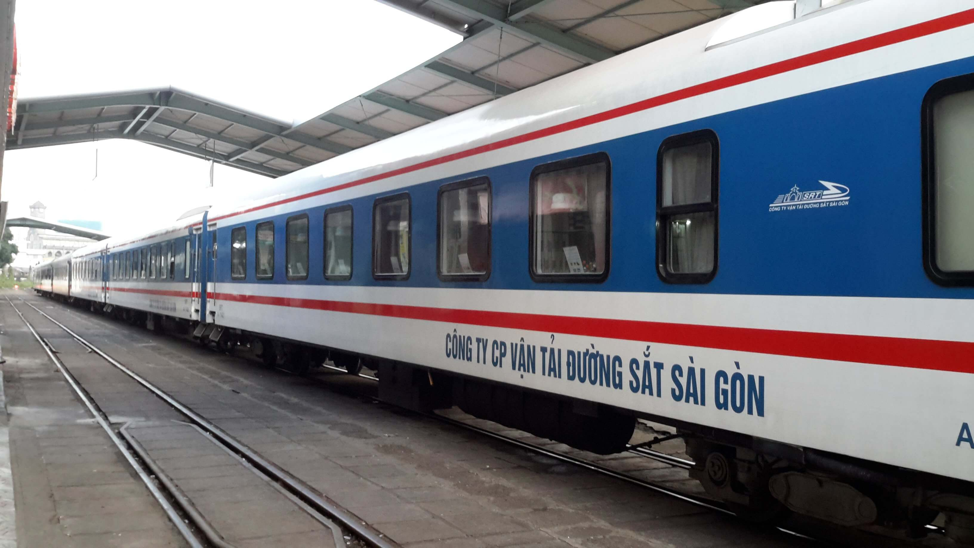 Five-star Train from Saigon to Phan Thiet  2