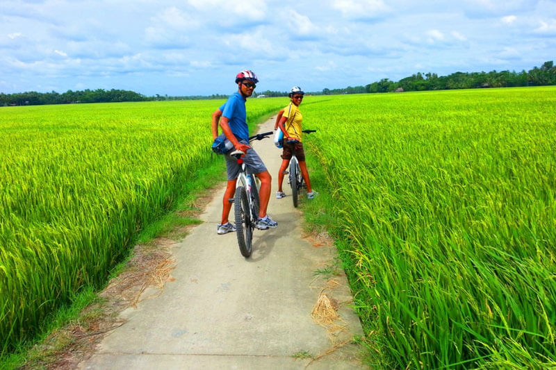 Hanoi Countryside Tour by Bike 2