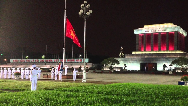 Ho Chi Minh Mausoleum 1