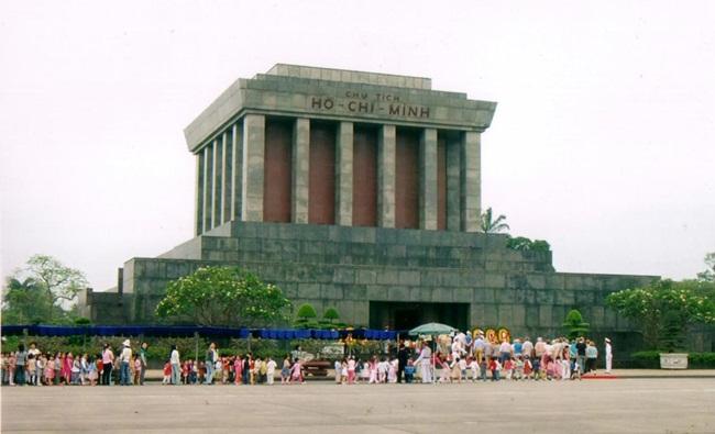 Ho Chi Minh Mausoleum 3