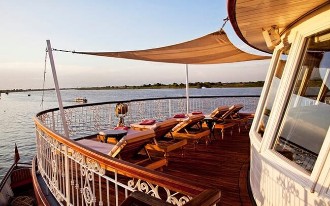 Mekong river cruises 3