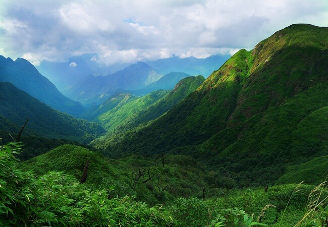 mountains in vietnam 3