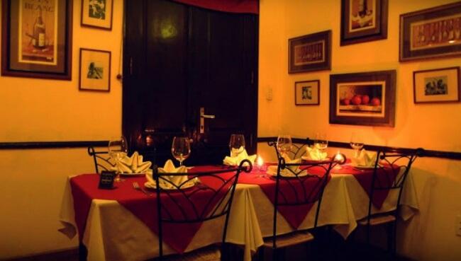 Italian Restaurant In Hanoi 3