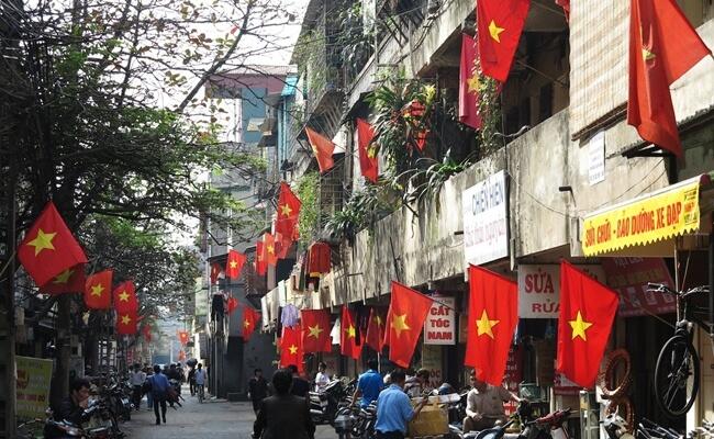 Vietnam travel new year 2