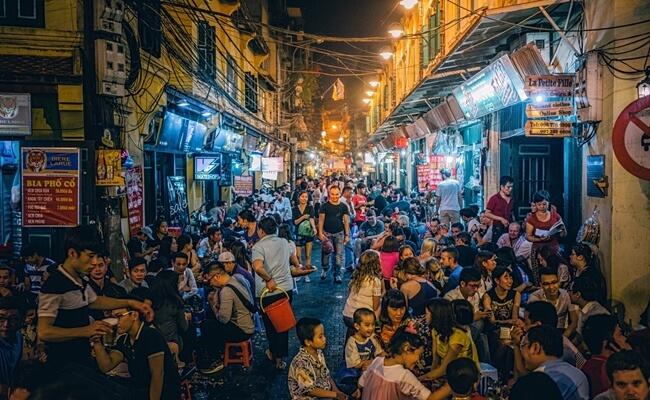 Vietnam travel new year 3