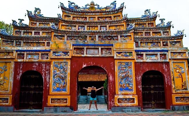 Vietnam travel new year 7