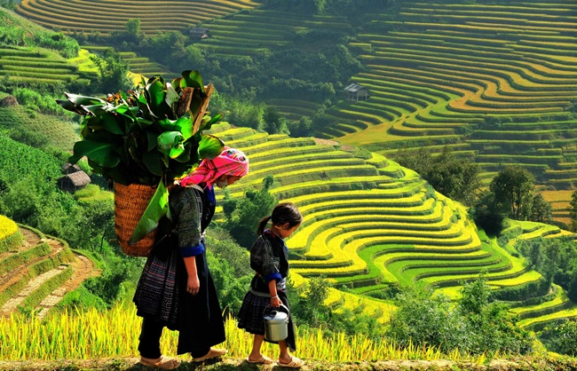 destinations in the Northern Vietnam 2