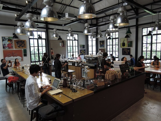 best cafes in Ho Chi Minh City 11