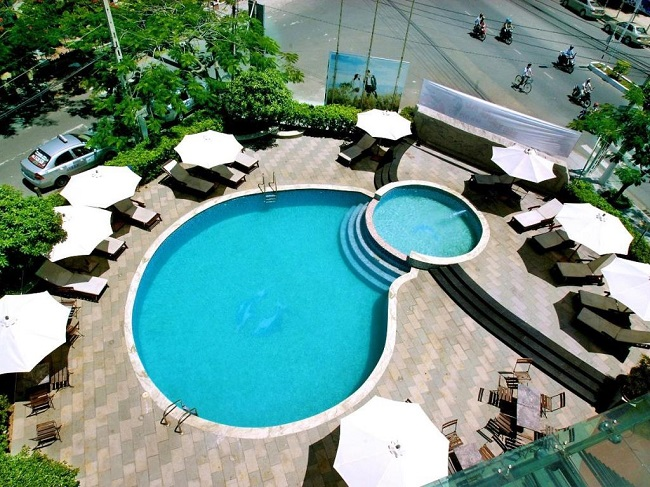 best hotels with pool in Hanoi Old Quarter 2