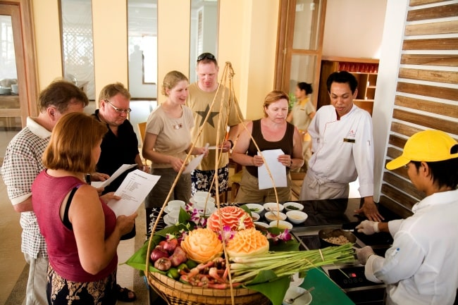 half day cooking class in hanoi