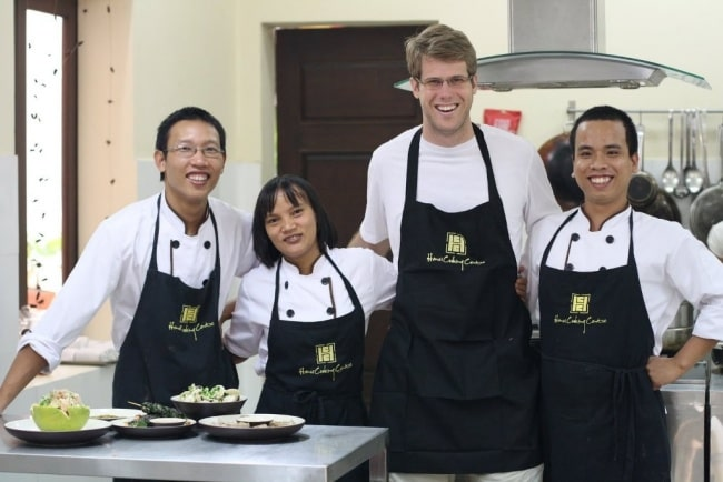 half day cooking class in hanoi 2