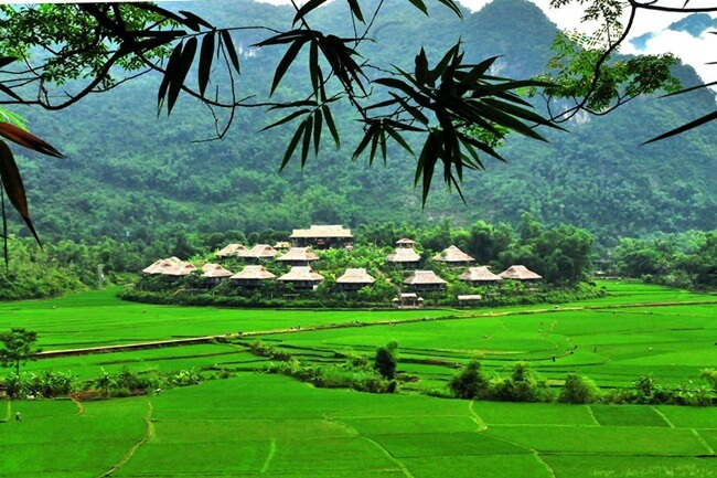 destinations in the Northern Vietnam 3