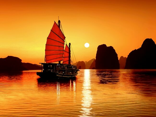destinations in the Northern Vietnam 4