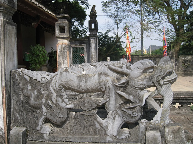 Hoa Lu Ancient Capital: Dinh & Le Temples 5