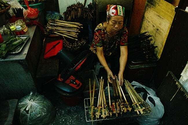 don8g xuan market