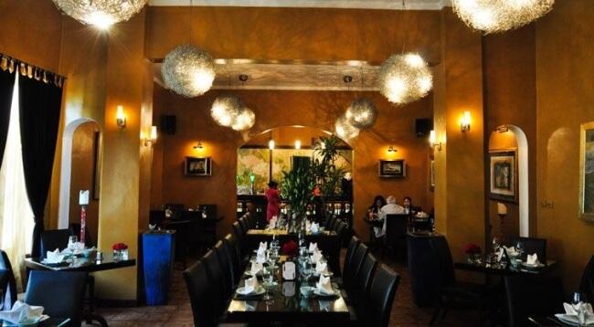 Italian restaurant in Hanoi