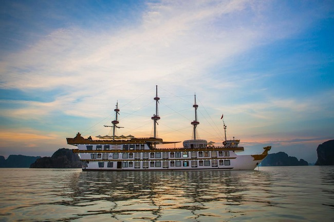 Best 5 Star Cruises in Halong Bay