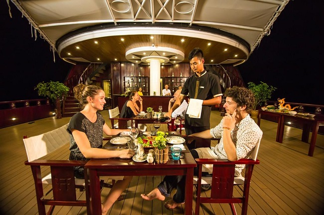 Best 5 Star Cruises in Halong Bay 2