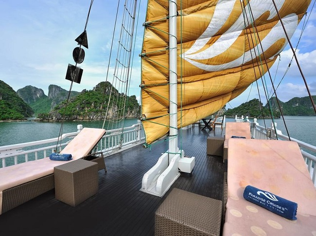 Best 5 Star Cruises in Halong Bay 5