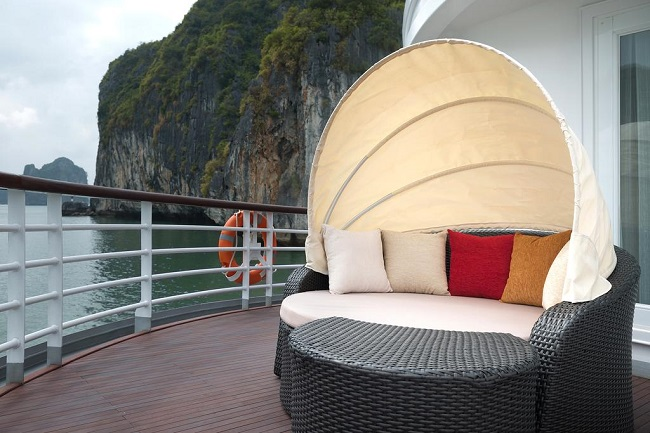 Best 5 Star Cruises in Halong Bay 9