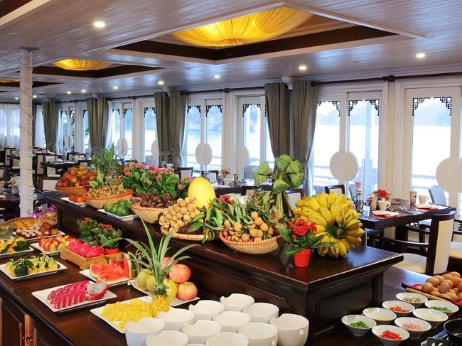 Best 5 Star Cruises in Halong Bay 18