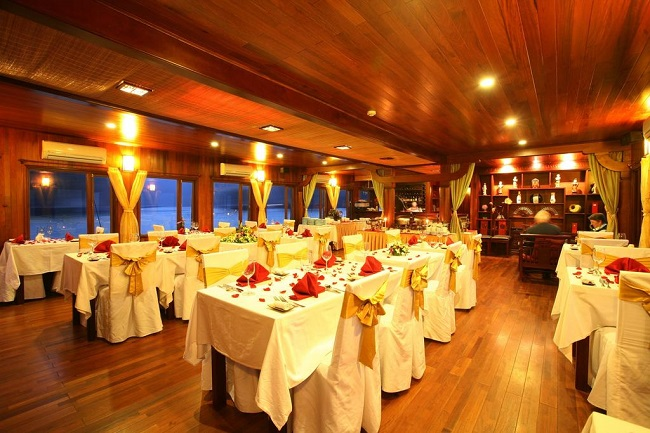 Best 5 Star Cruises in Halong Bay 21
