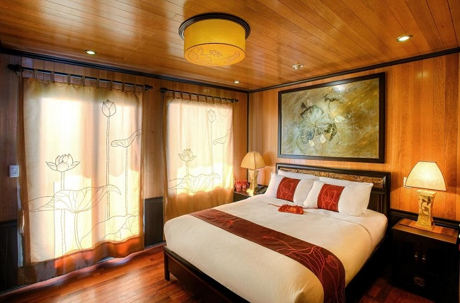 Best 5 Star Cruises in Halong Bay 20
