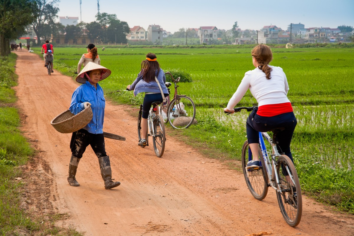 hanoi cycling tour 2