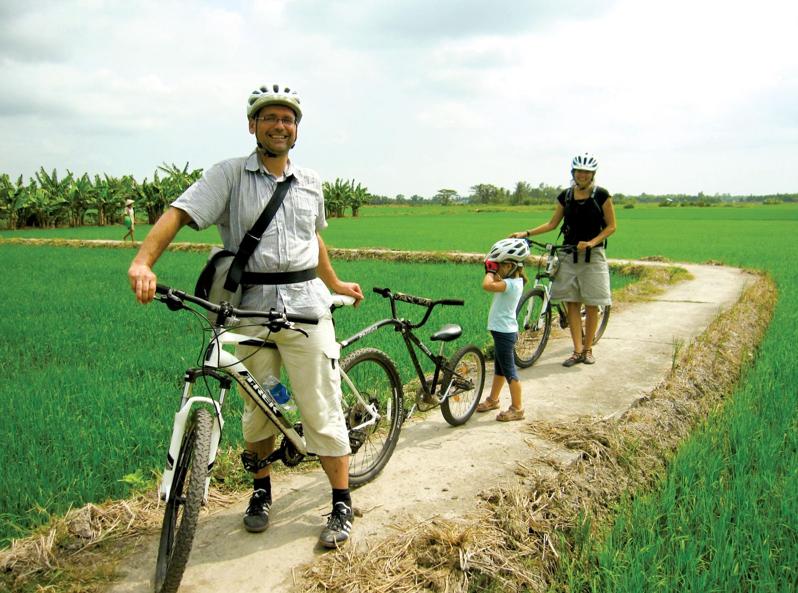 hanoi cycling tour