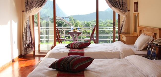 hotels, homestays and ecolodges in mai chau 2