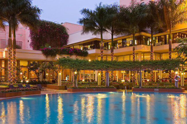 hotel with pool in ho chi minh city 7