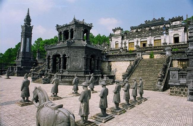Khai Dinh Tomb 1