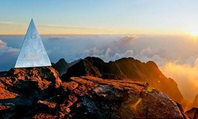 mountain in vietnam 1