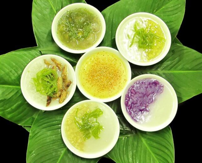 Street foods in Vietnam 2