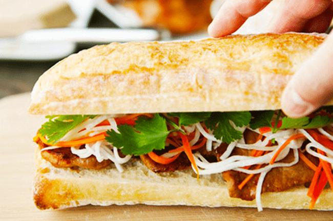 Street foods in Vietnam 1
