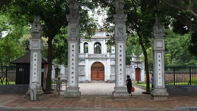 Temple of literature 10