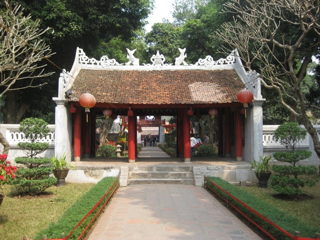 Temple of literature 9