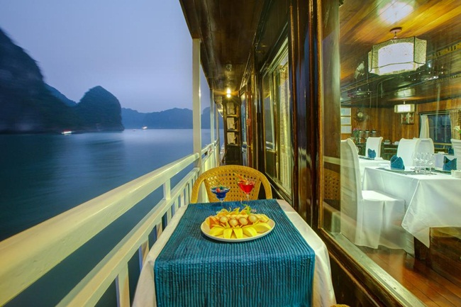 Top 7 Best 4 Star Cruises in Halong Bay 23