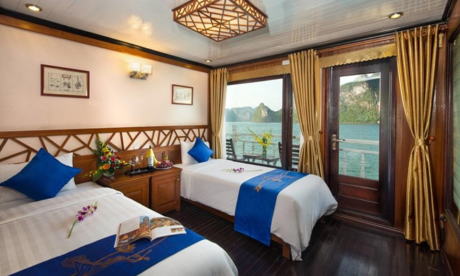 Top 7 Best 4 Star Cruises in Halong Bay 19