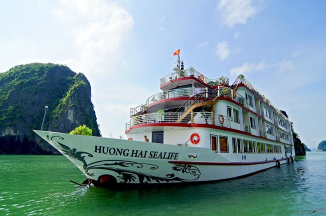 Top 7 Best 4 Star Cruises in Halong Bay 3
