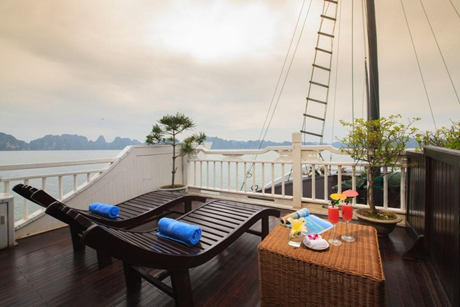 best 3 star cruises in halong bay 13