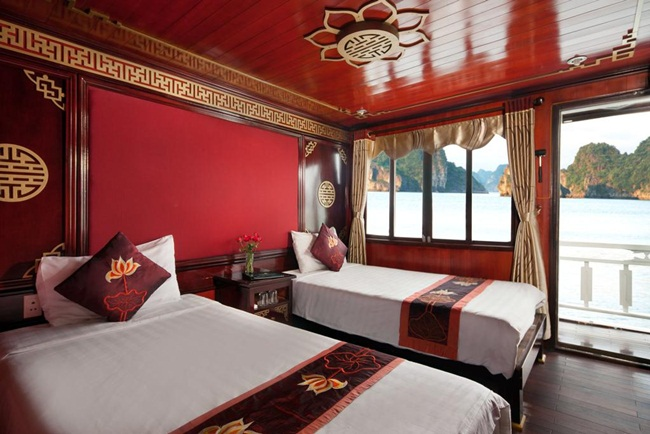 best 3 star cruises in halong bay 9