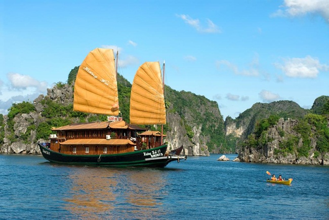 best 3 star cruises in halong bay 5
